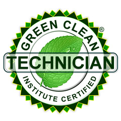 Green Cleaning Technician
